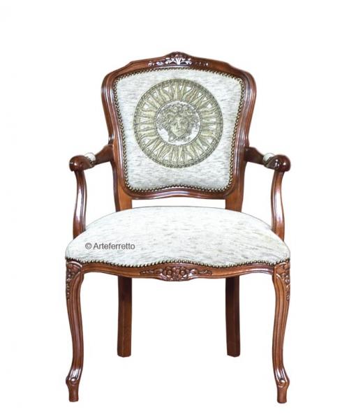 Kleiner Sessel 330-V-PARIS_styl