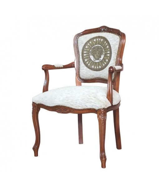 eleganter Sessel im Stil
